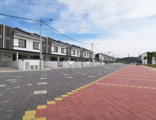Alam Perdana Terrace Houses